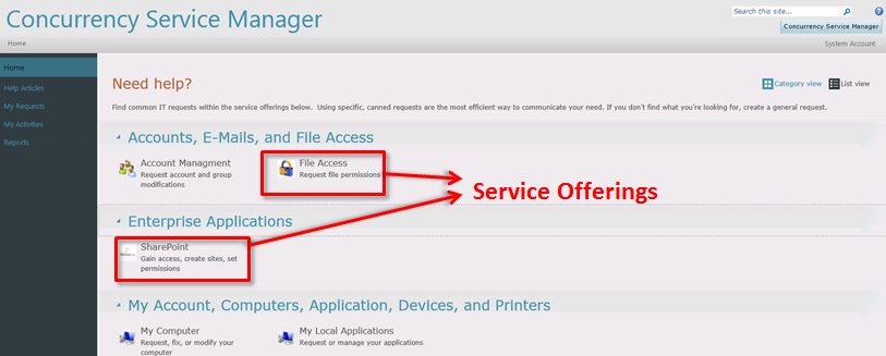 Whats new in System Center Service Manager 2012 - Concurrency