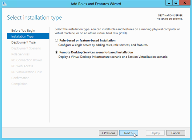RDS8 - Quick and Easy, RemoteApp on Windows Server 2012
