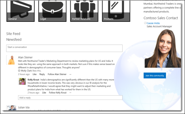 The New Office 365 SharePoint - Concurrency