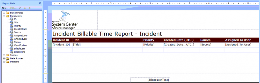 Service Manager Billable Time Reports – Part 2: Incident Billable