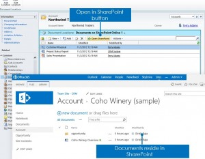 Native Dynamics CRM Integration to SharePoint 2013 Online
