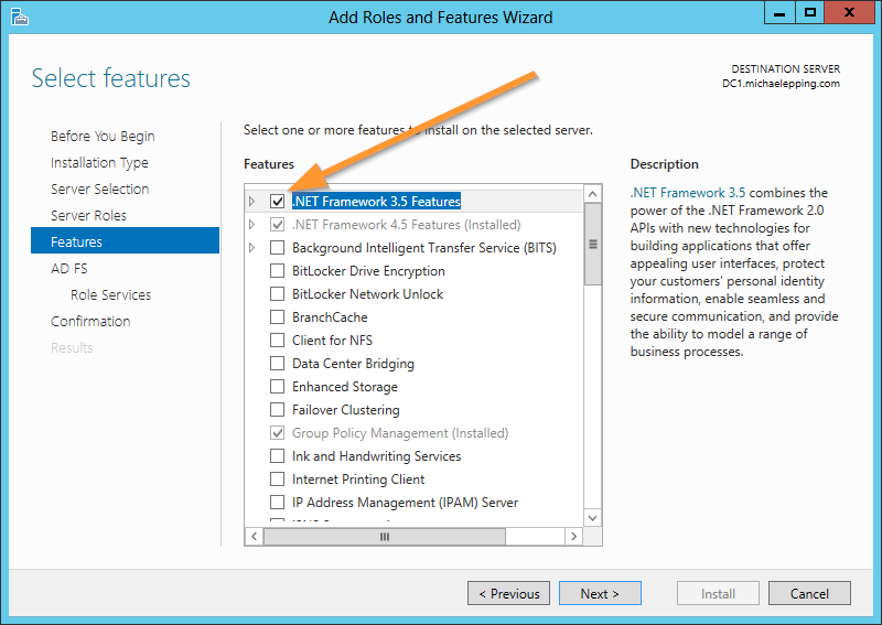 Migrate ADFS for Office 365 to Windows Azure - Concurrency