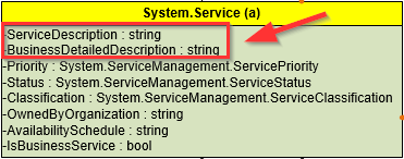 System.Service Class Image