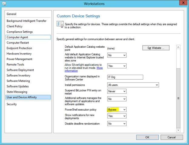 Deploying User Experience Virtualization with ConfigMgr 2012