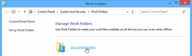 Work Folders on a File Server Cluster - Concurrency