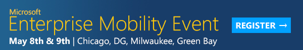 Microsoft Enterprise Mobility Event