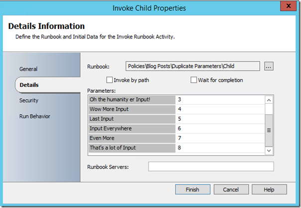 Invoke-Child-Runbook
