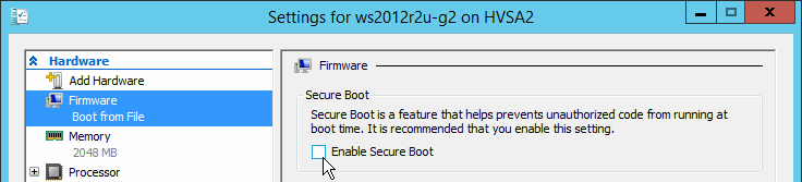 Windows Update hangs in Audit Mode on Windows Server 2012 R2