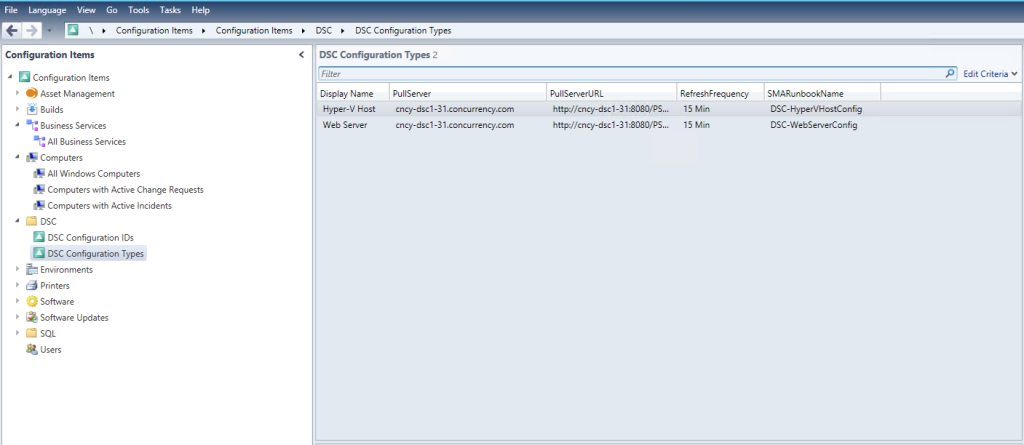 2014-11-08 15_44_55-SCSM Management (CNCY-SM3-M01.cloudapp.net) - Remote Desktop Connection Manager
