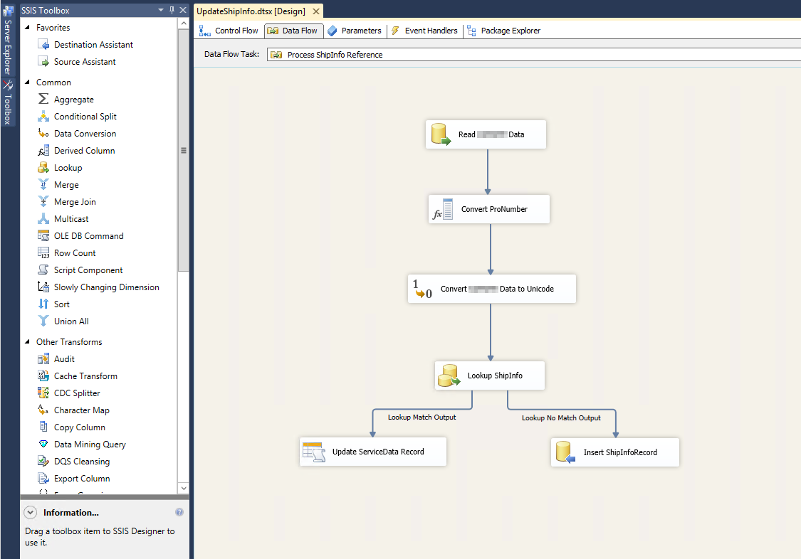 Displaying and Automating Legacy Data using PowerBI - Concurrency