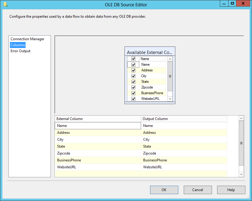 Using SSIS to Import Data into Dynamics CRM - Concurrency