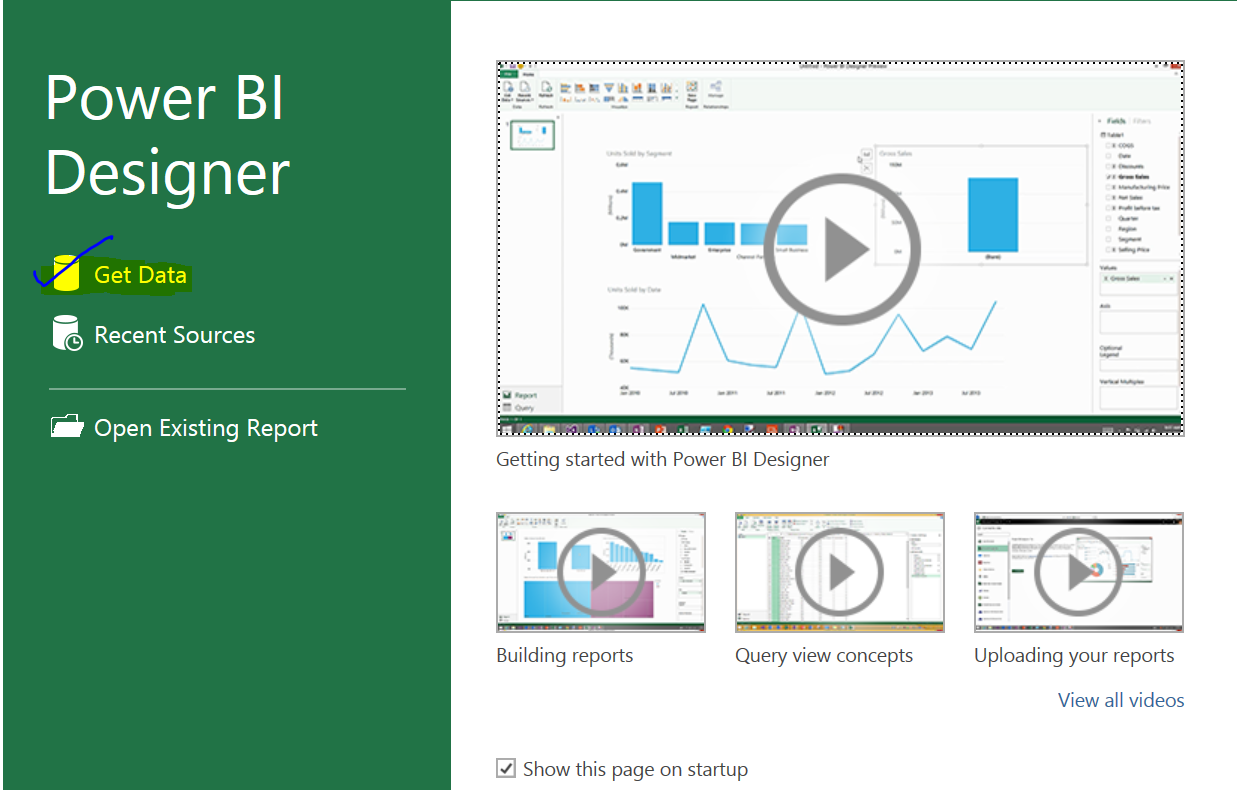 Tutorial on Connecting Power BI Designer to Dynamics CRM